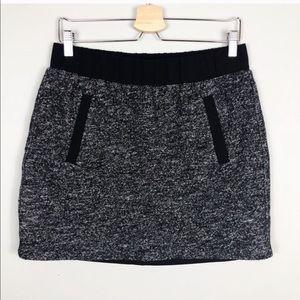SALE✨ Loft | Wool Mini Skirt